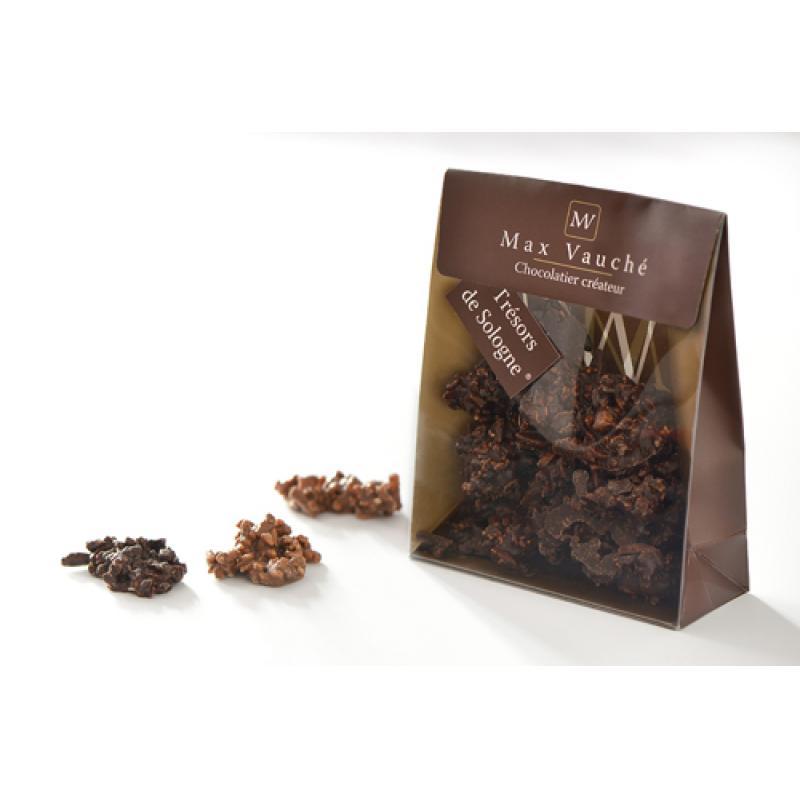 Livre Max Vauché - Secrets de Chocolat