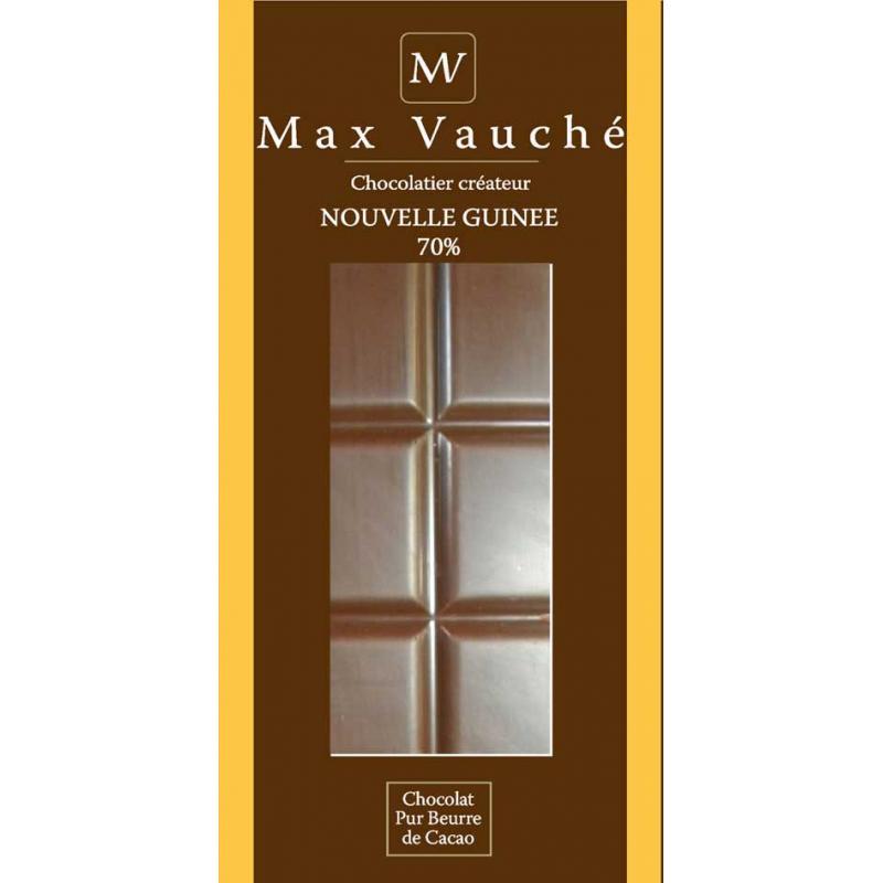 Tablette Nouvelle Guinée 70% cacao - 95g