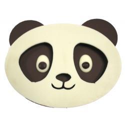 Tête de Panda - Noir 115g