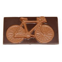 Plaque Vélo Noir - 60g