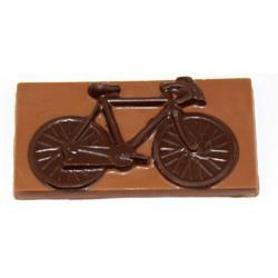 Plaque Vélo Lait - 60g
