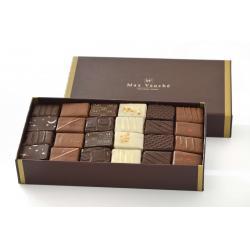 Ballotin 72 bonbons de chocolat - 540gr