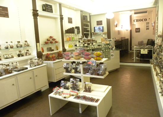 Boutique Chocolatier Max Vauché - Blois