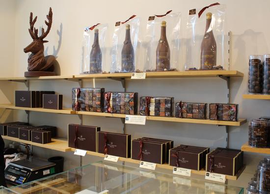 Boutique Chocolatier Max Vauché -  Bracieux
