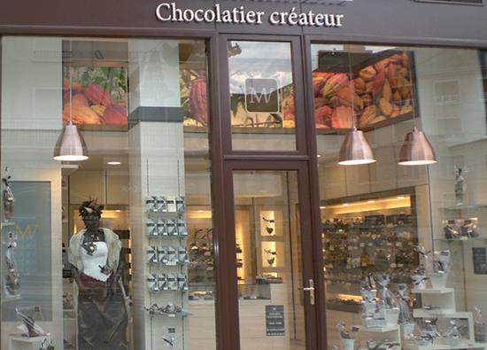 Boutique Chocolatier Max Vauché - Orléans