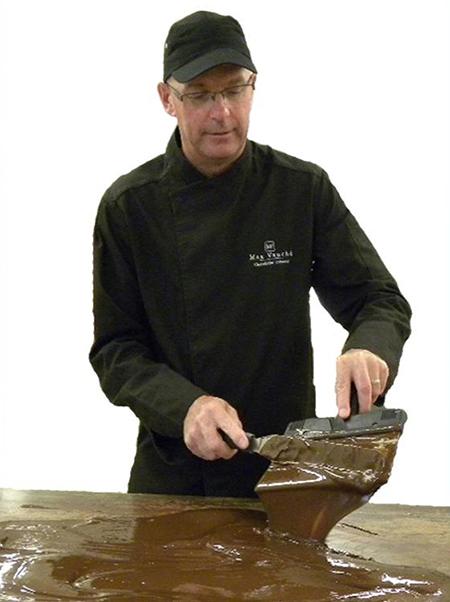 Max Vauché Artisan chocolatier